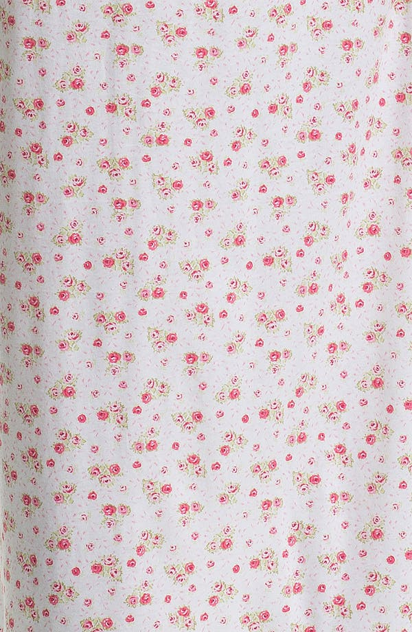 Alternate Image 3  - Carole Hochman Designs 'Rose Cottage' Nightgown