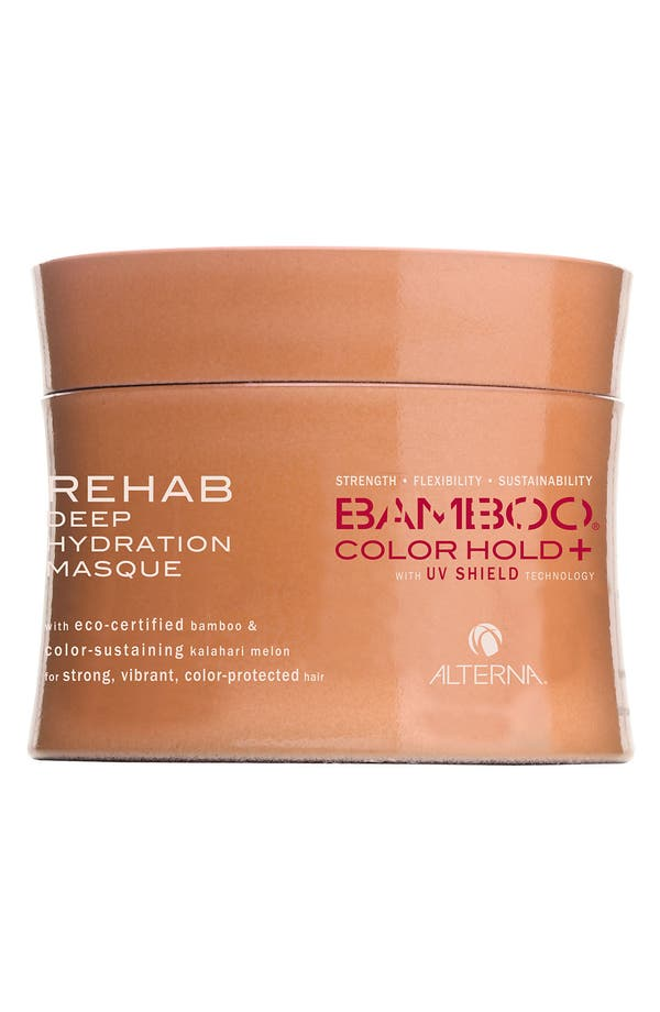 Alternate Image 1 Selected - ALTERNA® 'Bamboo Color Hold+' Rehab Deep Hydration Masque