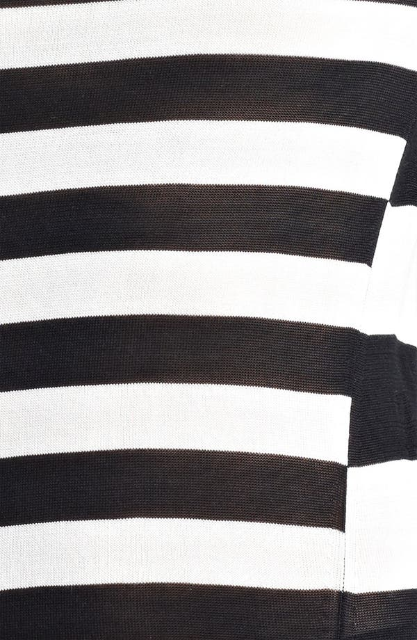 Alternate Image 2  - Jason Wu Stripe Crewneck Silk Top