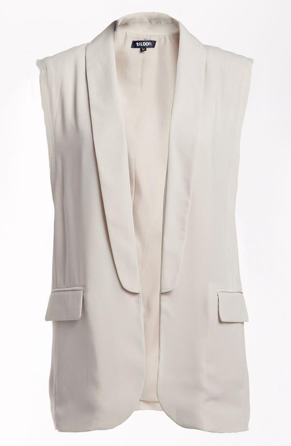 Alternate Image 1 Selected - Tildon Tux Vest