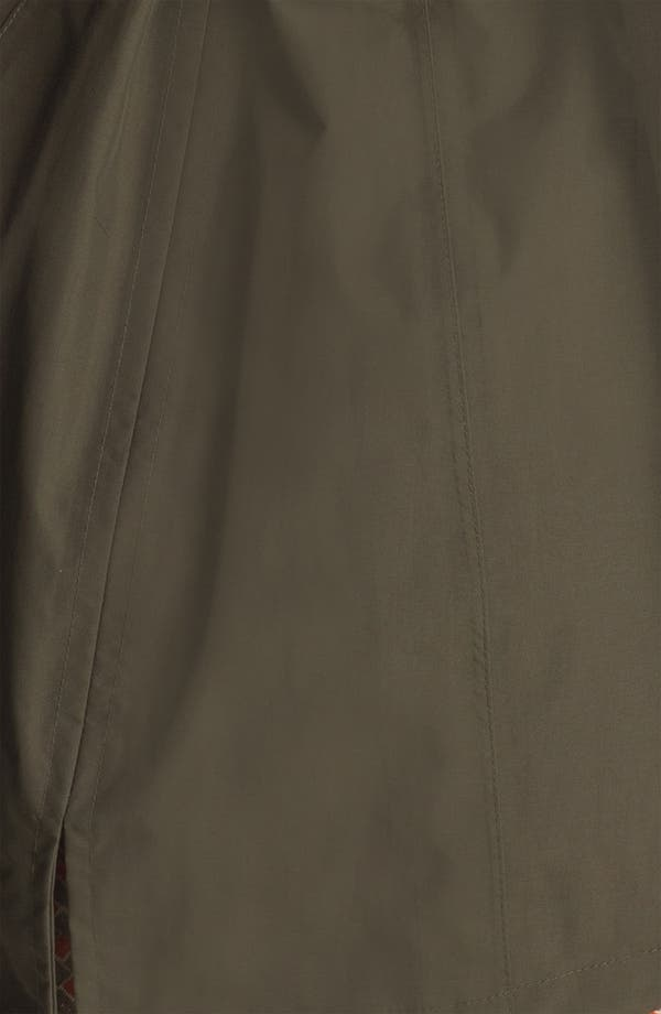 Alternate Image 3  - Laundry by Shelli Segal Packable Water Repellent Anorak
