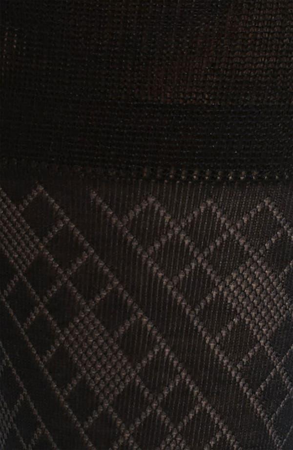 Alternate Image 2  - John W. Nordstrom® Diamond Socks
