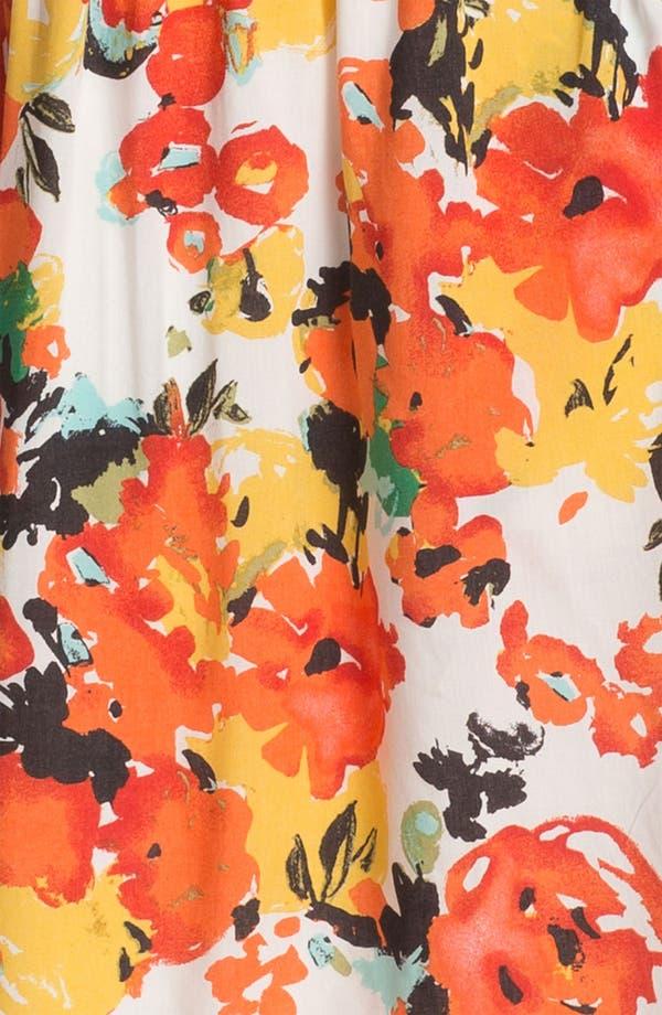 Alternate Image 3  - Caslon® Mixed Media Dress