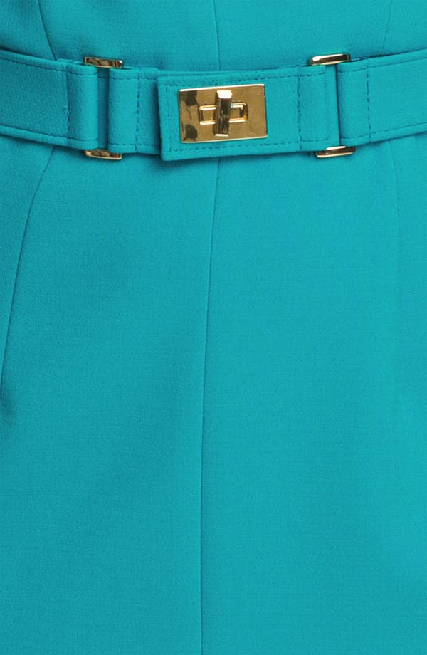 Alternate Image 3  - Milly Belted Sheath Dress
