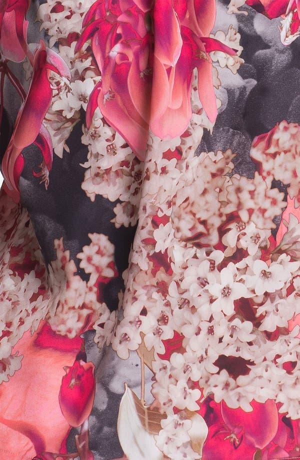 Alternate Image 3  - Ted Baker London 'Digital Bloom' Top