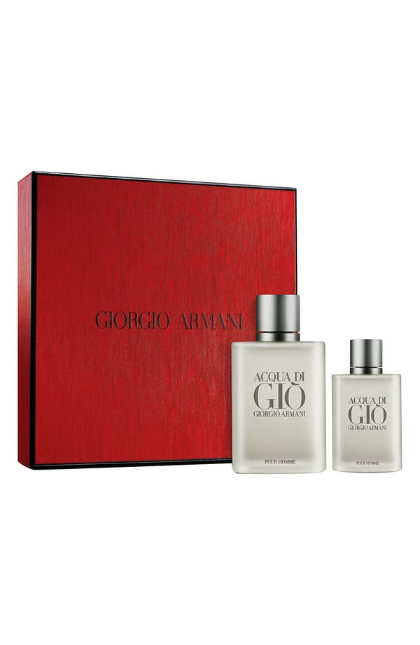 Alternate Image 1 Selected - Acqua di Giò pour Homme Fragrance Gift Set ($110.50 Value)