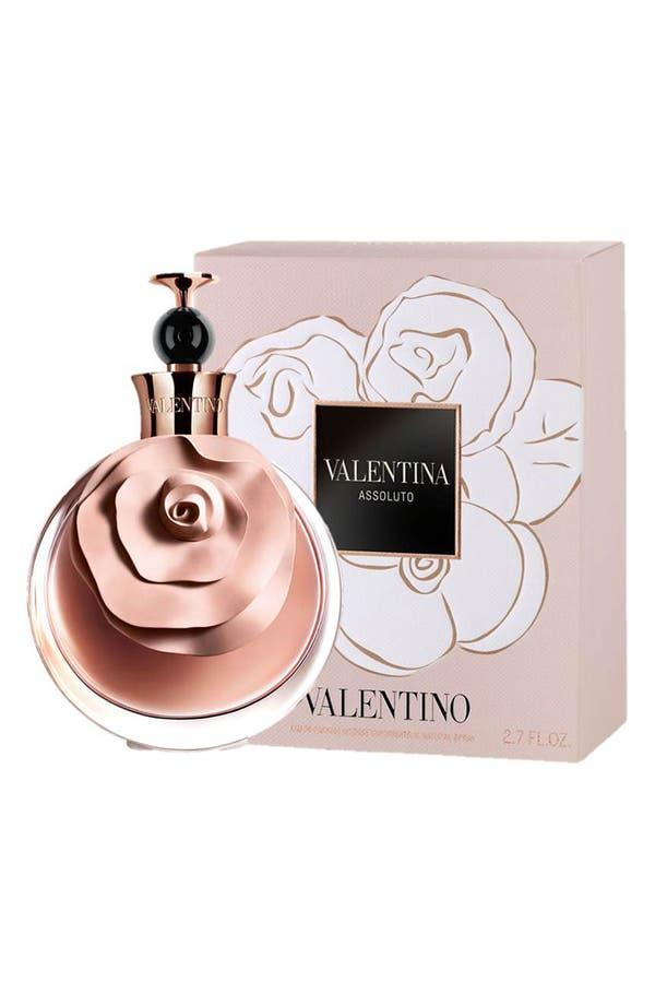 'Valentina Assoluto' Eau de Parfum,                             Alternate thumbnail 2, color,                             No Color