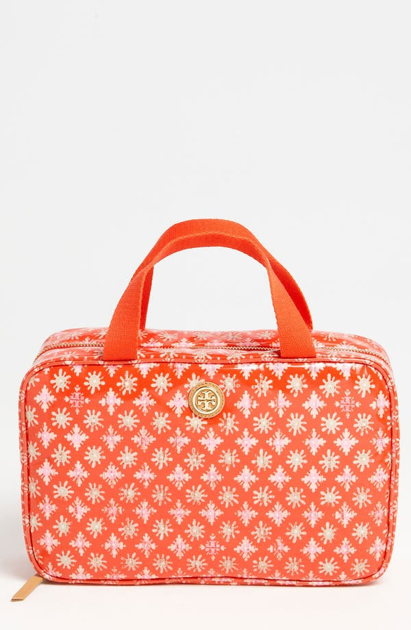 Main Image - Tory Burch Hanging Cosmetics Case