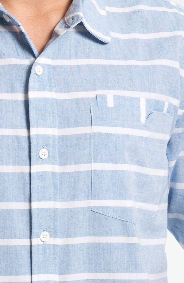 Alternate Image 3  - Ezekiel 'Newmar' Stripe Woven Shirt