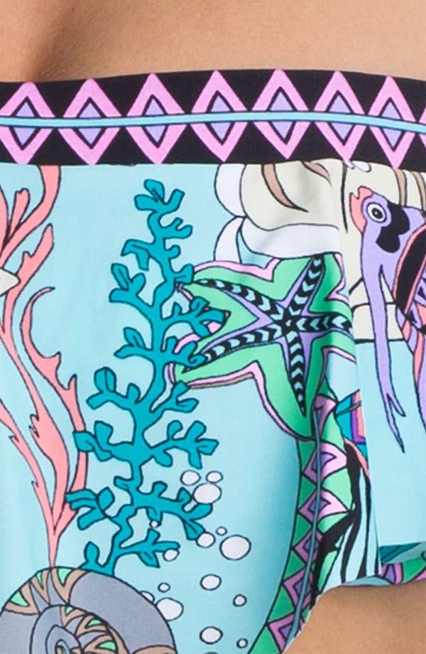 Alternate Image 5  - The Bikini Lab 'Handkerchief' Bandeau Bikini Top