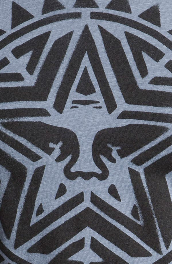 Alternate Image 3  - Obey 'Aztec Stencil' T-Shirt