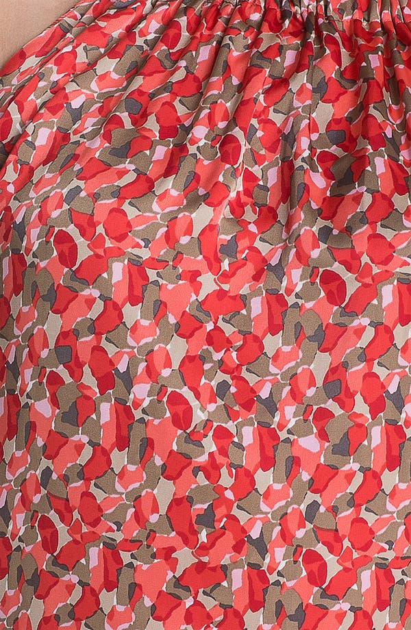 Alternate Image 3  - Tahari Woman 'Dawn' Sleeveless Print Blouse (Plus)
