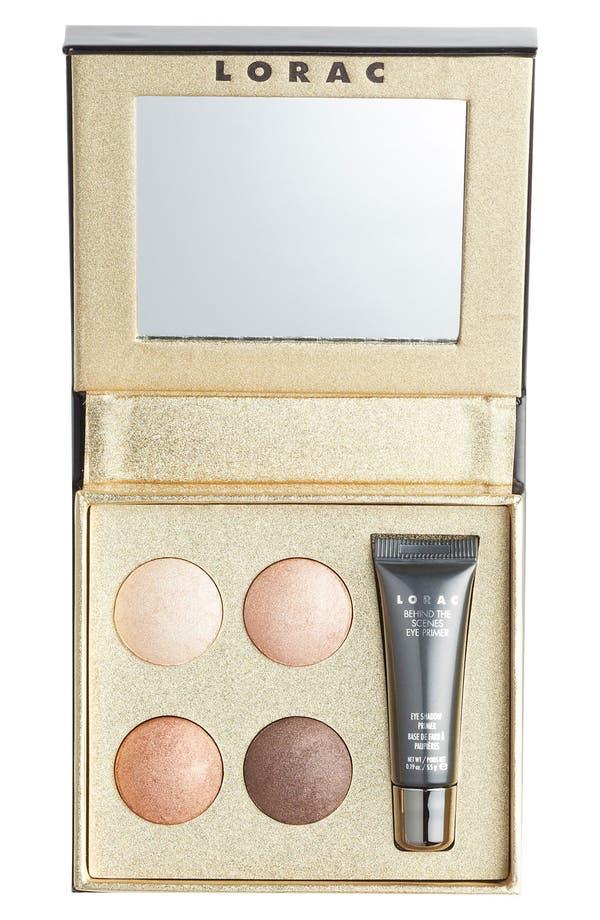 Alternate Image 1 Selected - LORAC 'Little Black' Eyeshadow Palette ($72 Value)
