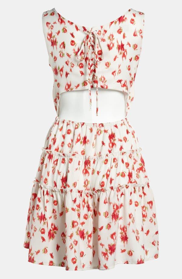 Alternate Image 2  - WAYF Cutout Back Dress