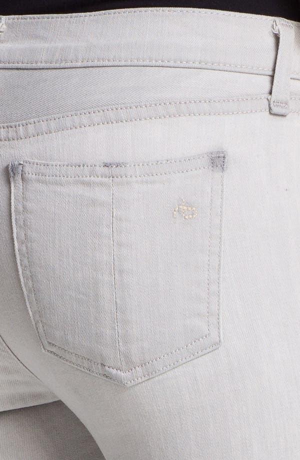 Alternate Image 3  - rag & bone/JEAN 'The Skinny' Stretch Jeans (Surrey)