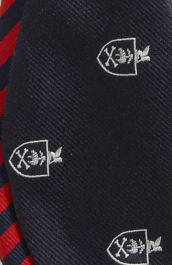 Alternate Image 4  - Brooks Brothers Reversible Silk Bow Tie
