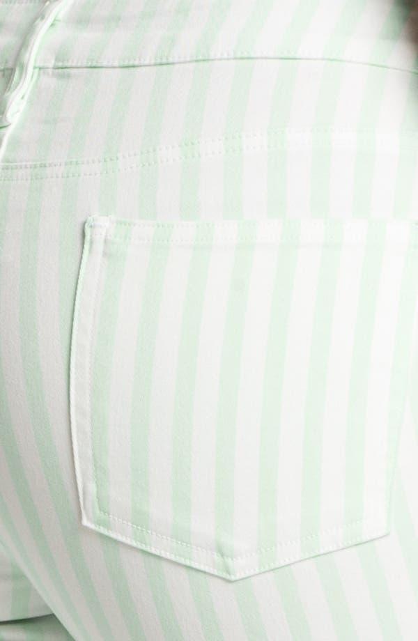 Alternate Image 3  - Splendid 'Shoreside' Stripe Cropped Skinny Pants