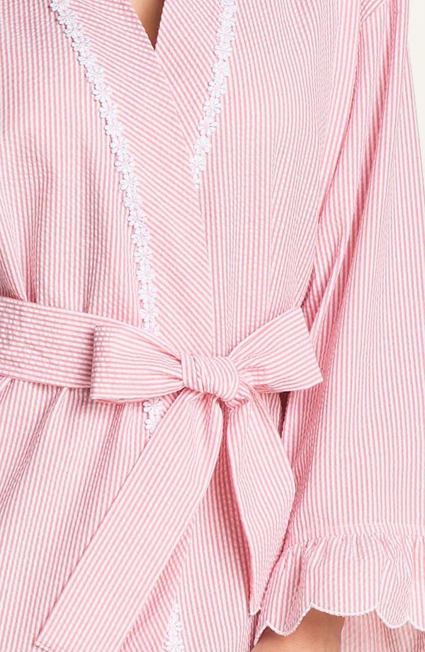 Alternate Image 3  - Eileen West 'Glorious Day' Short Robe