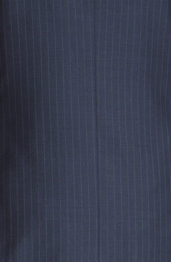 Alternate Image 2  - Joseph Abboud 'Platinum' Stripe Wool Suit