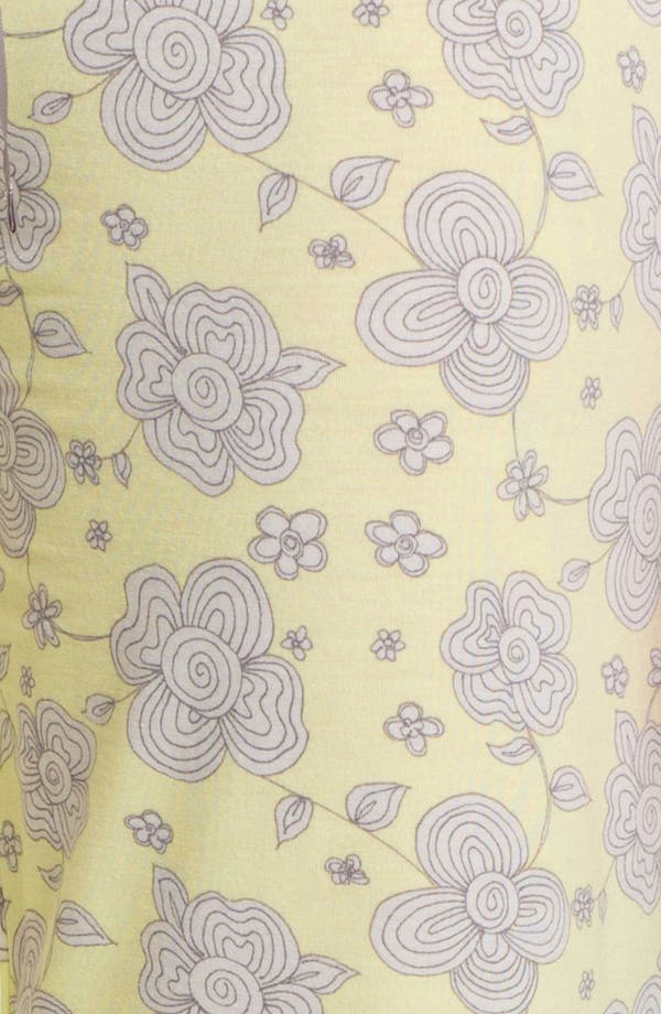 Alternate Image 5  - PJ Salvage Floral Knit Crop Lounge Pants