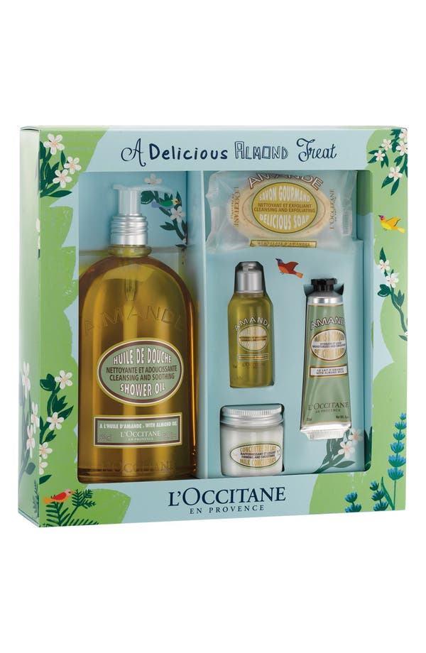 Alternate Image 1 Selected - L'Occitane 'A Delicious Almond Treat' Set (Nordstrom Exclusive) ($83 Value)