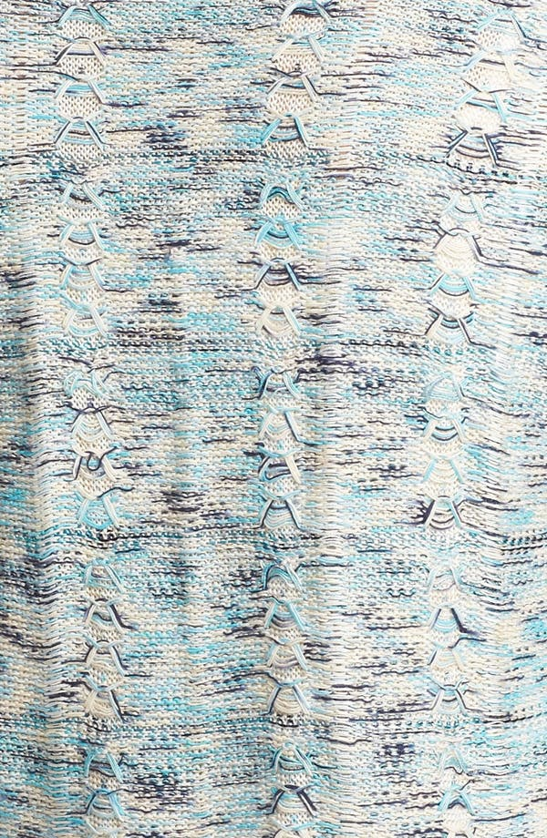 Alternate Image 3  - Nic + Zoe Tweed Knit Jacket (Petite)