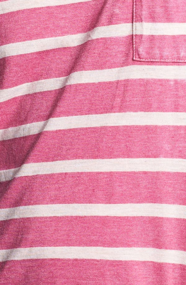 Alternate Image 3  - Splendid Shadow Stripe Dolman Tee