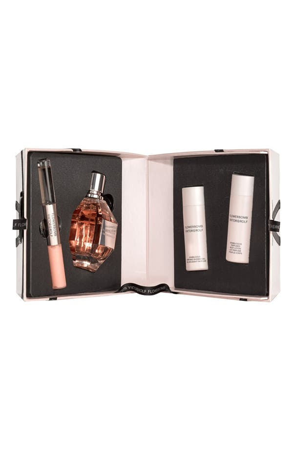 Alternate Image 2  - Viktor&Rolf 'Flowerbomb' Addict Set