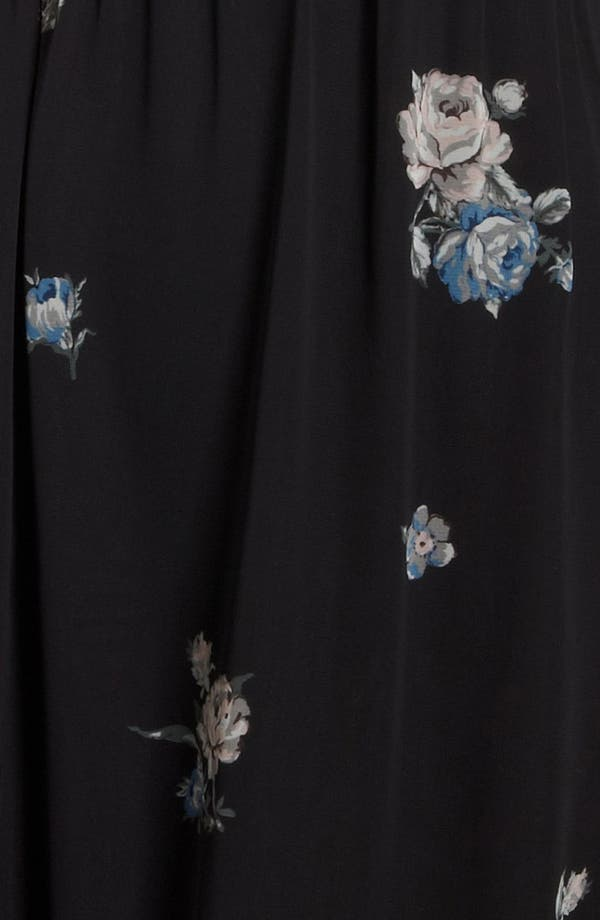 Alternate Image 4  - Like Mynded Print Maxi Dress