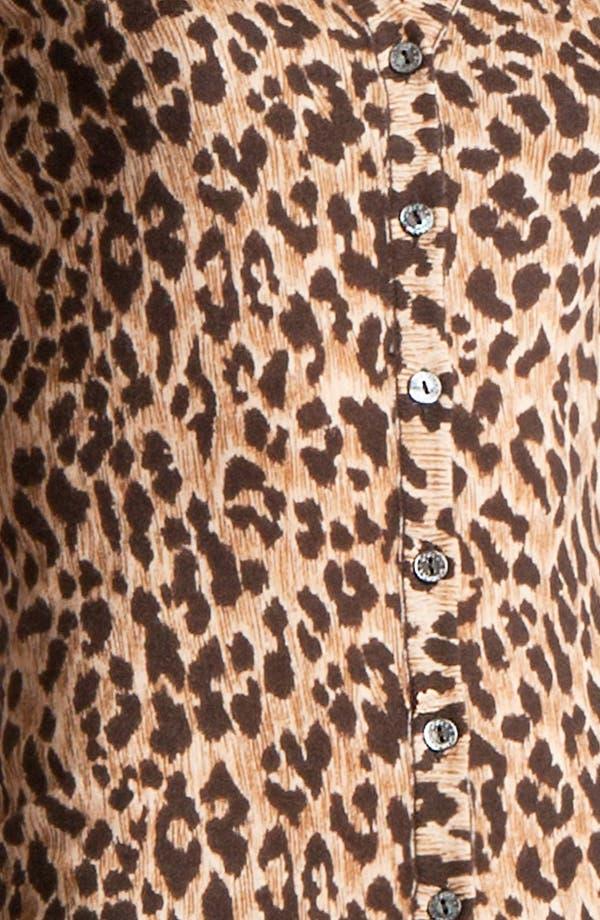 Alternate Image 5  - Dolce&Gabbana Extra Fine Wool Cardigan