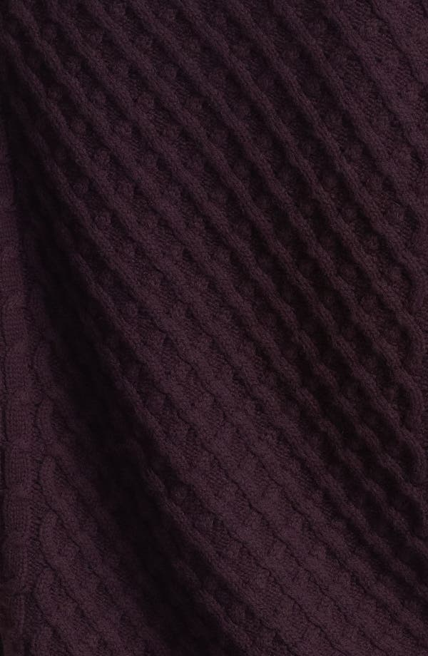 Alternate Image 3  - Vince Cable Turtleneck Sweater