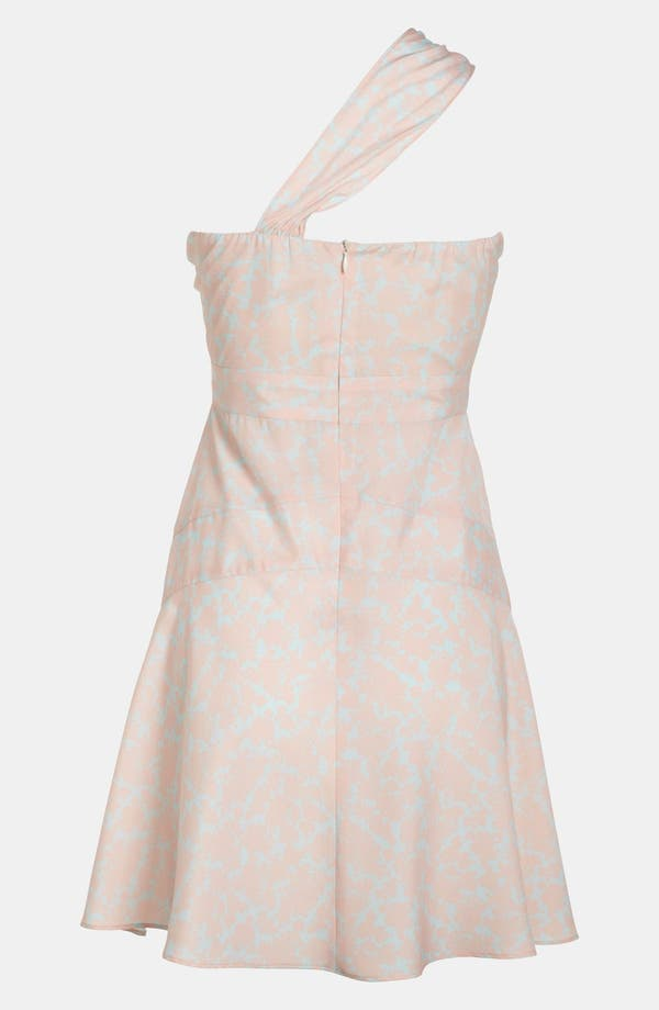 Alternate Image 2  - WAYF Single Shoulder Strap Dress