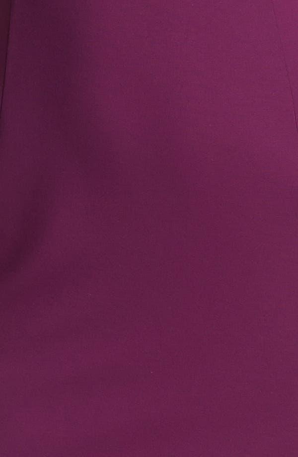Alternate Image 3  - Classiques Entier® Italian Ponte Surplice Dress