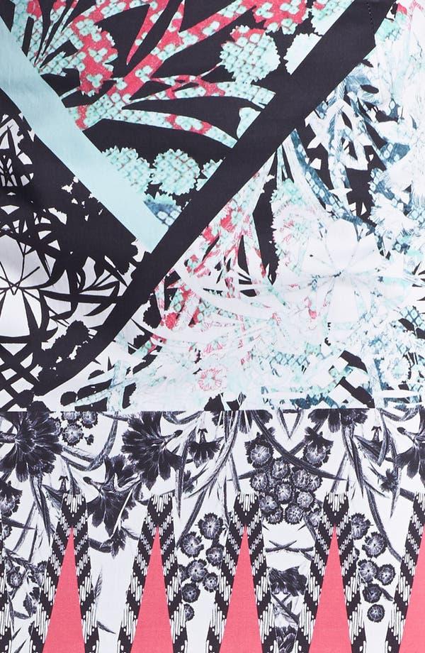 Alternate Image 3  - Kenneth Cole New York 'Juliet' Print Skirt