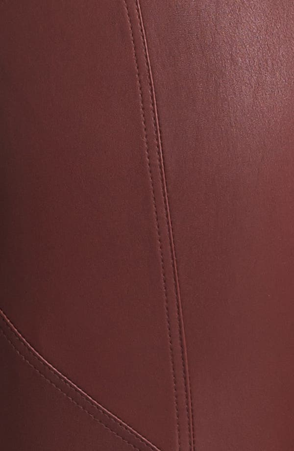 Alternate Image 3  - Diane von Furstenberg 'Liberty' Leather Pants