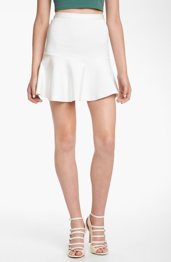 Alternate Image 1 Selected - Devlin Ponte Miniskirt