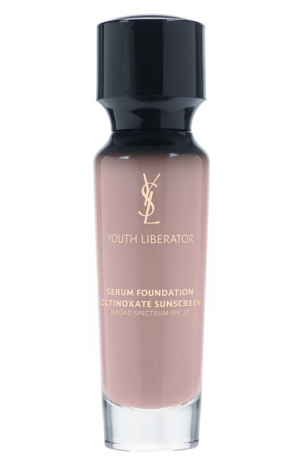 Youth Liberator Serum Foundation Broad Spectrum SPF 20,                             Main thumbnail 1, color,                             Br40