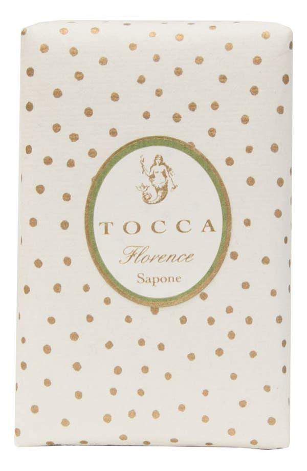 Main Image - TOCCA 'Florence Sapone' Bar Soap