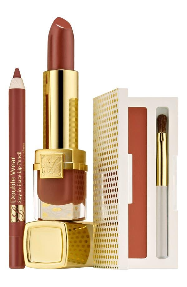 Alternate Image 2  - Estée Lauder 'Lush Lips - Barely Nude' Set (Limited Edition)