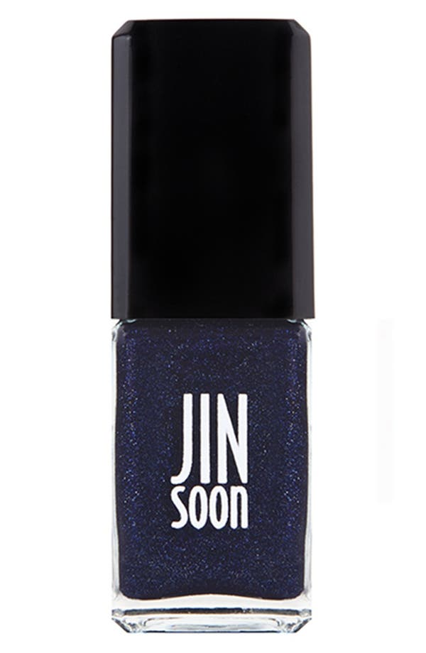 Jinsoon 'AZURITE' NAIL LACQUER - NO COLOR