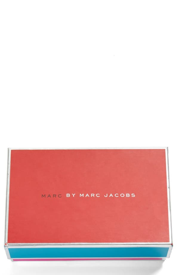 Alternate Image 2  - MARC BY MARC JACOBS Zebra Print Cosmetics Case