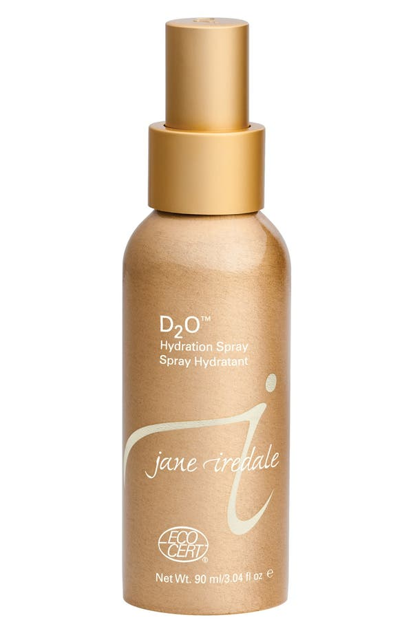 Alternate Image 1 Selected - jane iredale 'D2O™' Hydration Spray