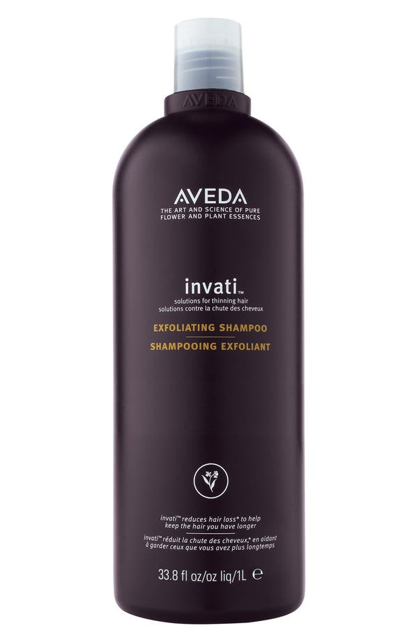 invati<sup>™</sup> Exfoliating Shampoo,                             Main thumbnail 1, color,                             No Color