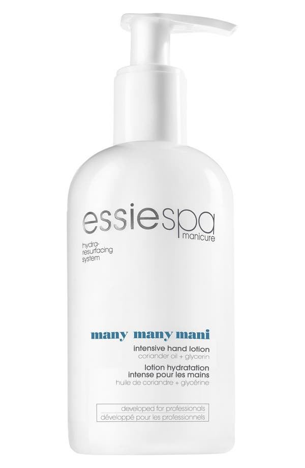 Alternate Image 1 Selected - essie® 'Many Many Mani' Intensive Hand Lotion