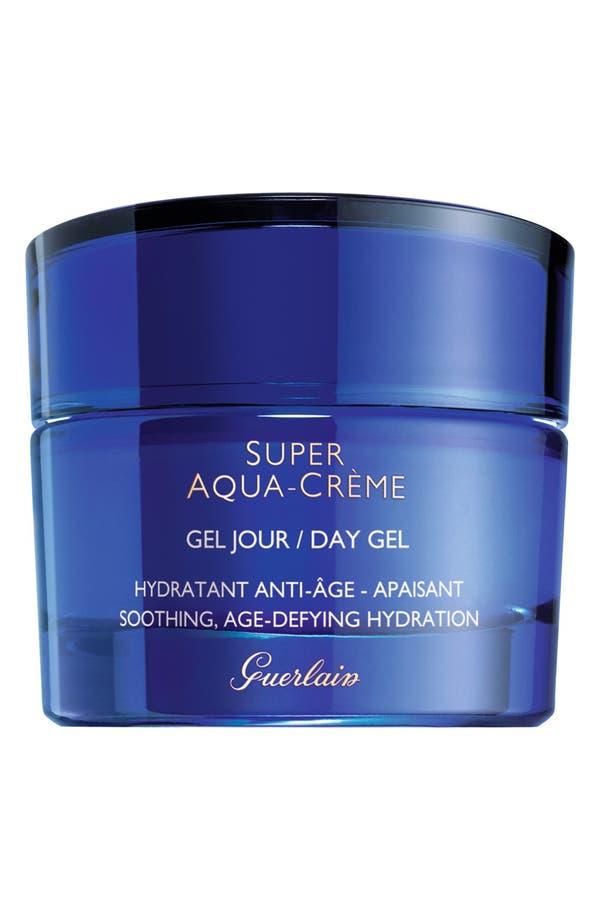'Super Aqua-Crème' Day Gel,                         Main,                         color, No Color