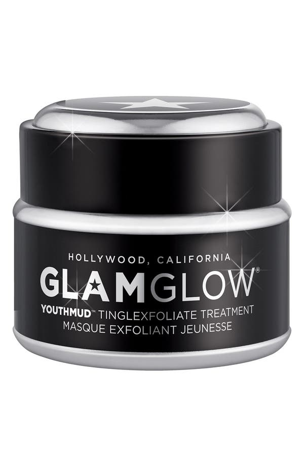 Alternate Image 1 Selected - GLAMGLOW® YOUTHMUD™ Tinglexfoliate Treatment