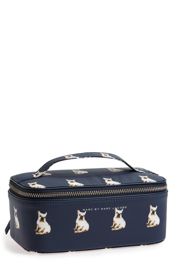 Alternate Image 1 Selected - MARC BY MARC JACOBS 'Travel - Large' Cosmetics Case