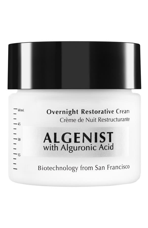 Alternate Image 1 Selected - Algenist Overnight Restorative Cream