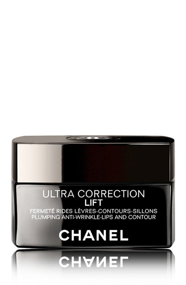 Alternate Image 1 Selected - CHANEL ULTRA CORRECTION LIFT Plumping Anti-Wrinkle Lips & Contour