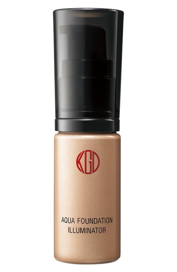 'Aqua' Foundation Illuminator,                         Main,                         color, Sheer Beige